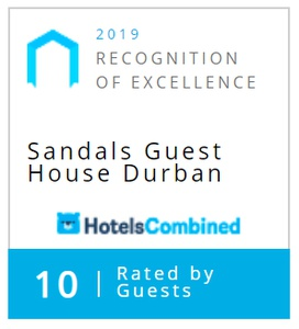 HotelsCombined 2019 Recognition of Excellence